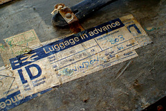 Luggage in Advance