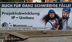 *LSM-GmbH = Lass Sie Machen! -Gesellschaft mit beschränkter Hoffnung :)