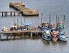 Ilhéus : un pontile per le barche da pesca