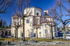 Santuario Madonna della neve Adro, Brescia - Italia