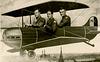 Three Guys in a Plane over Paris