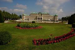 Belvedere Palace = Vienna
