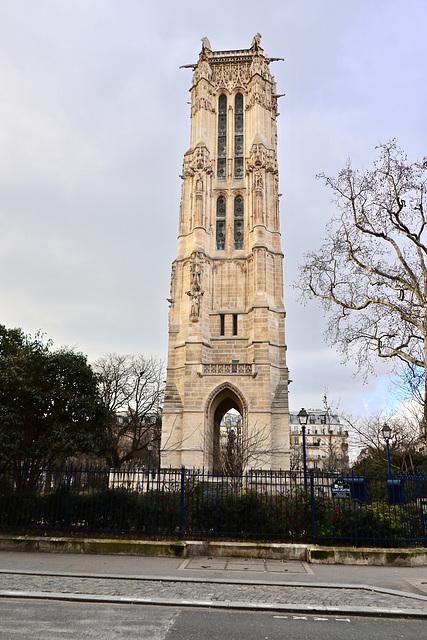 1T0A6762 /La tour Saint Saint Jacques PIP
