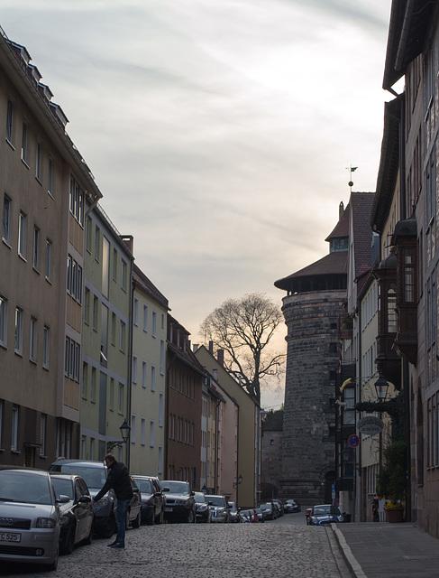 Nuremberg old town (#2781)
