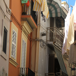 laundry day in bari