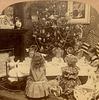 Christmas Morning—Saying Grace, 1901