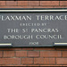 Flaxman Terrace sign
