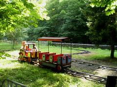 Railway trip.