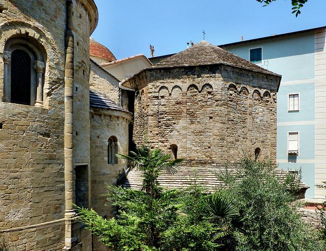 Ventimiglia - Battisterio
