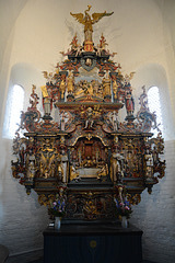 Denmark, In the Church of Our Lady in Kalundborg