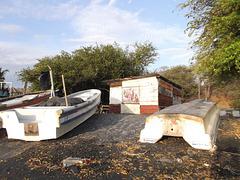 Barques & shack
