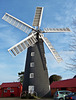 Burgh-Le-Marsh Windmill ( c1813 ) ~ Lincolnshire
