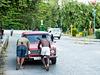 The eternal torment with the car, Santa Clara, Cuba