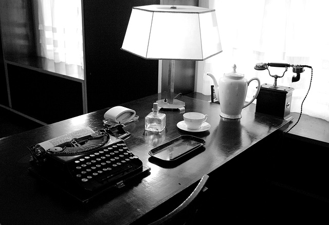 schreiben  /  écrire