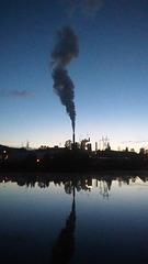 Message matinal à saveur polluante