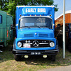 Dordt in Stoom 2018 – 1974 Mercedes-Benz L1113 B
