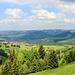 Blick vom Imberg hinab auf Steibis und Oberstaufen (notes) + HFF