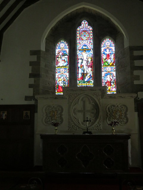 galmpton church, devon