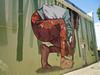 Mural of LAC (Laboratório de Actividades Criativas).
