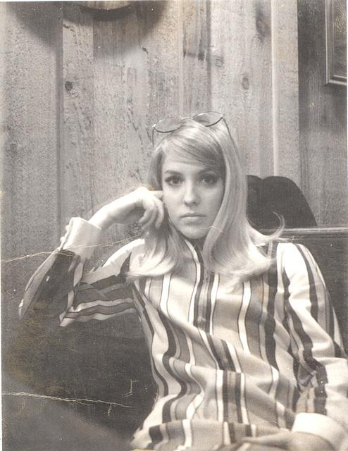 Karen, about 1969