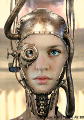 Steam punk girl