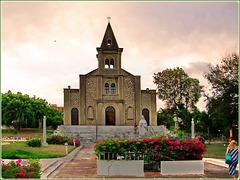 La Romana : Iglesia Santa Rosa de Lima -