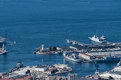 TOULON: Visite du mont Faront et de la baie de Toulon 13