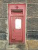 O&S - G R postbox