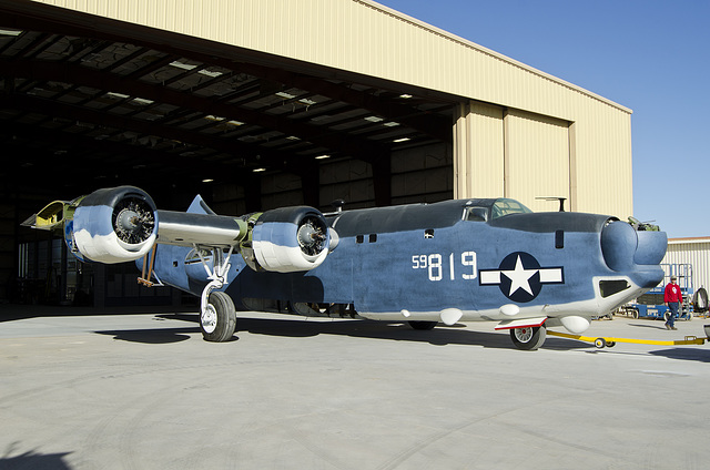 Consolidated PB4Y-2 Privateer 59819