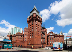 Elizabeth Garrett Anderson Hospital, Bloomsbury, London