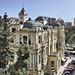 Ayuntamiento Building, Take #2 – Viewed from the Gibralfaro Castle, Málaga, Andalucía, Spain
