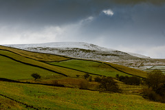 Bleaklow with some snow