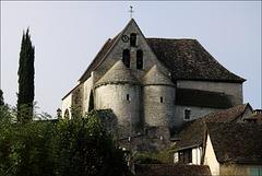 Église de Creysse (Lot).