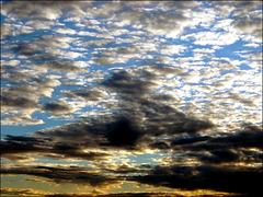 """Genova : Original """"sky and clouds"""""""