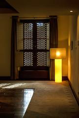 Interior narazí