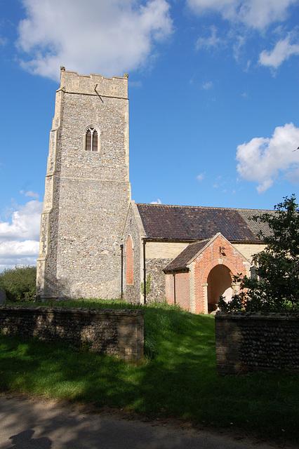 Benacre Church, Suffolk