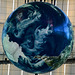 Tokyo, Giant Digital Globe at the National Museum of Emerging Science and Innovation