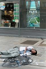 Aaaah, Paris ! Une ville de rêve(s)...