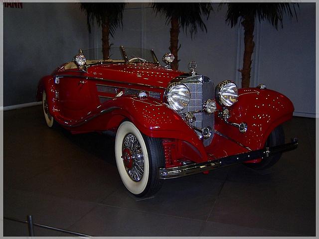 Mercedes-Benz 500 K Spezial-Roadster (1936)