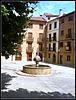 Estella (Navarra): plaza de San Martín