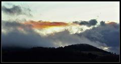 HANWE  with a tangerine cloud