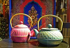 japanese teapots