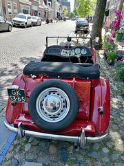 Workum 2018 – 1952 MG TD Midget