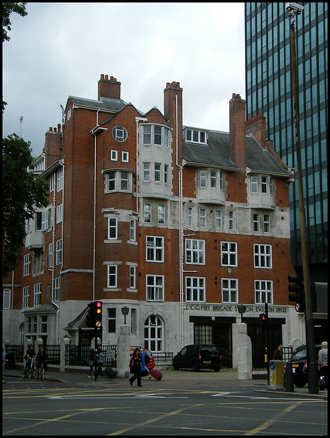 Euston Fire Brigade Station