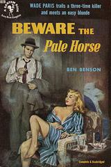 Ben Benson - Beware the Pale Horse