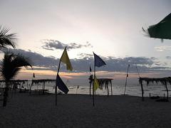 Drapeaux de plage / Beach flags
