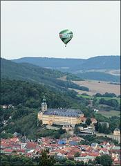 Rudolstadt (D; Thuringe, Thüringen) 11 août 2019.