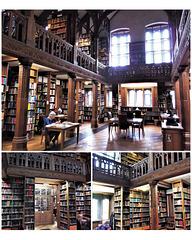 Gladstones Library Hawarden North wales.