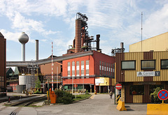 Carsid, Charleroi