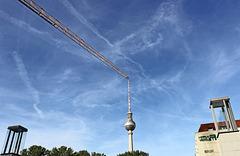 Baustelle Berlin seit 1237